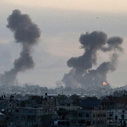 ABD İsrailekalıcı destek veriyor