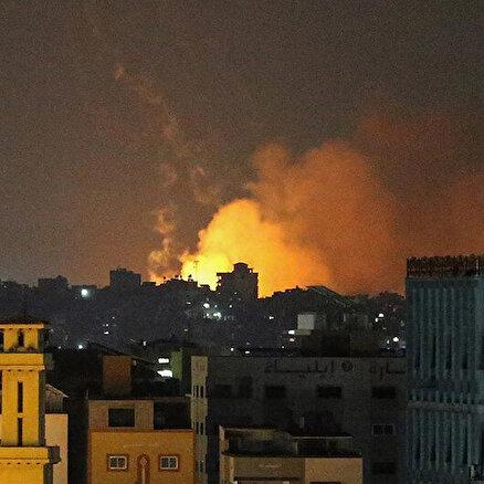 İsrail katliamı sürüyor