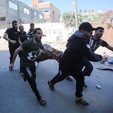 İsrail katliamı durmuyor