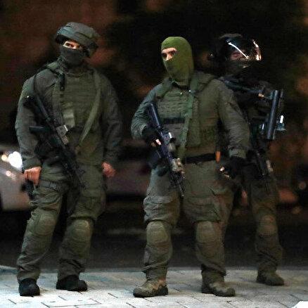 İşgalci İsrail kara saldırısına başladı