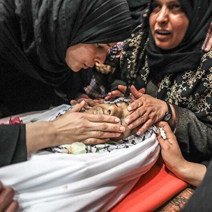 Çocuk katili İsrail