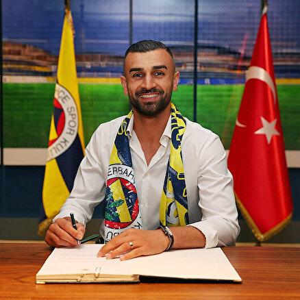 Gol kralı Fenerbahçede
