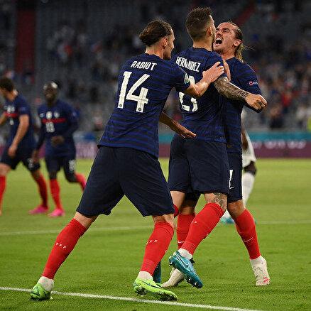 Müthiş maçtakazanan Fransa