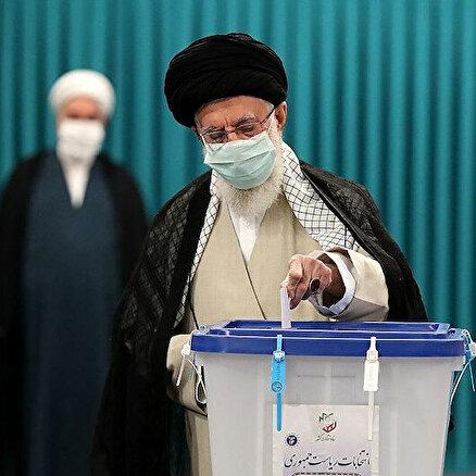 İran seçiminingalibi belli oldu