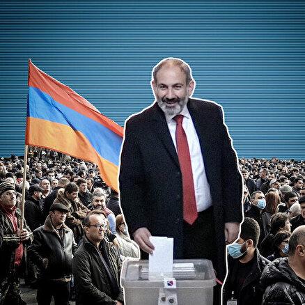 Ermenistanda öncelik ekonomik kriz