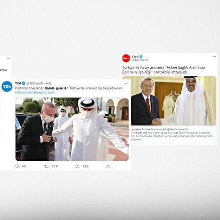 Sözcüden YKS öncesi algı operasyonu: Katarla imzalanan askeri protokolü sınavsız üniversite yalanıyla servis etti