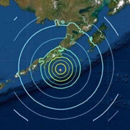 ABDde büyük deprem
