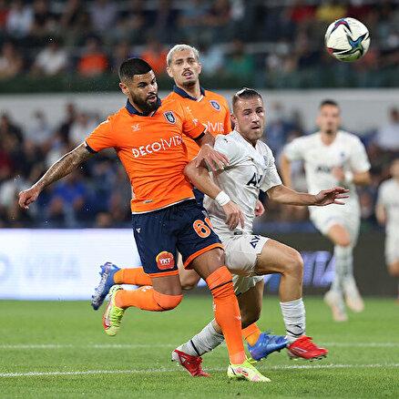 Başakşehir siftahı Fenerbahçe ile yaptı