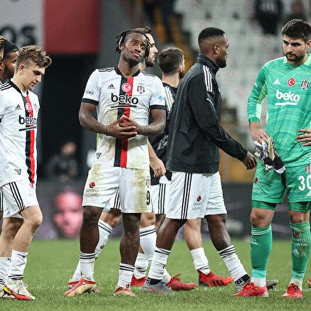 Beşiktaşta sakatlık şoku: Yıldız oyuncular Altay maçında yok