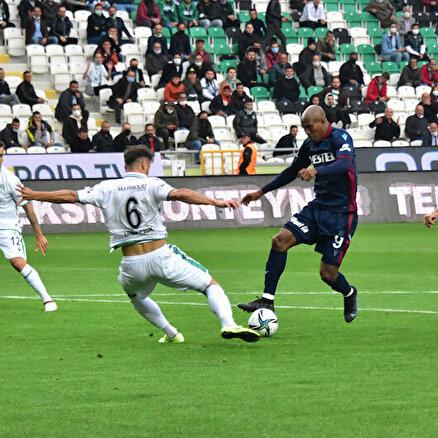 Dört gollü maçtakazanan çıkmadı