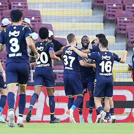 Maç fazlasıylalider Fenerbahçe