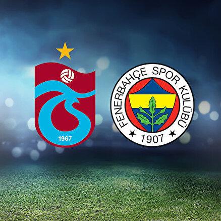 Trabzonda erken gol