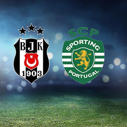 Beşiktaşın 11i belli oldu