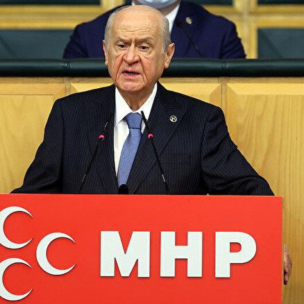 MHP Grup Toplantısı