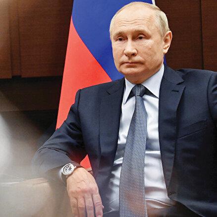 Putin Batıya ateş püskürdü