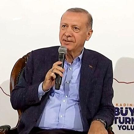 """""""Kadınlarla Büyük Türkiye Yolunda programı"""