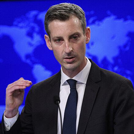 ABD Dışişleri Bakanlığı Sözcüsü Price: Türkiye ile işbirliği arayışındayız