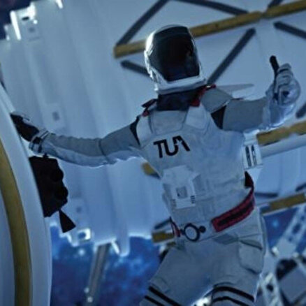 Uzay yolculuğunda bir adım daha