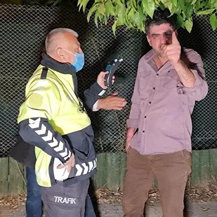 Yakalanıncagazetecileri tehdit etti