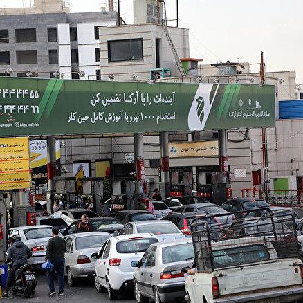 İranda benzin krizi