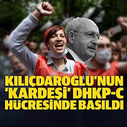 Kılıçdaroğlunun kardeşim dediği Gülmen DHKP-C karargahında yakalandı