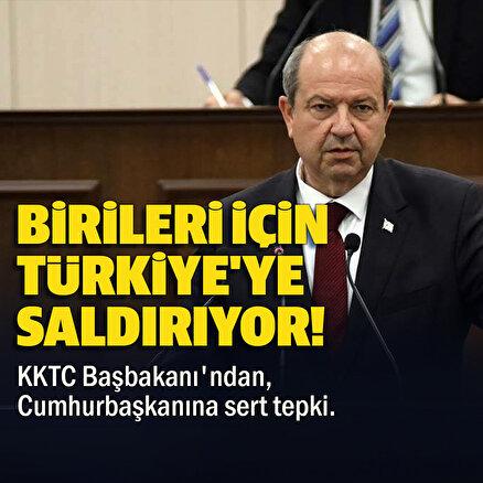 Birileri içinTürkiyeye saldırıyor!