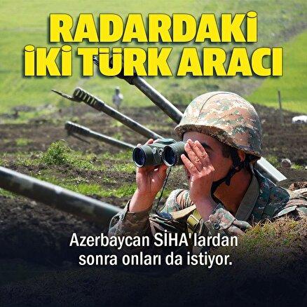 Azerbaycanın radarındaki iki Türk savunma aracı