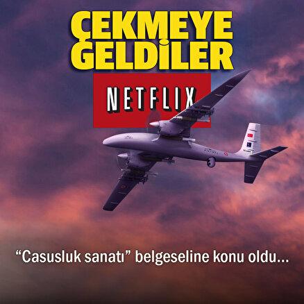 Netflix belgeselinin konuğu: Bayraktar TB2