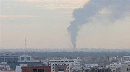 Suudi Arabistanda patlama