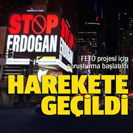 New Yorktaki Türkiye aleyhtarı ilanlar için soruşturma