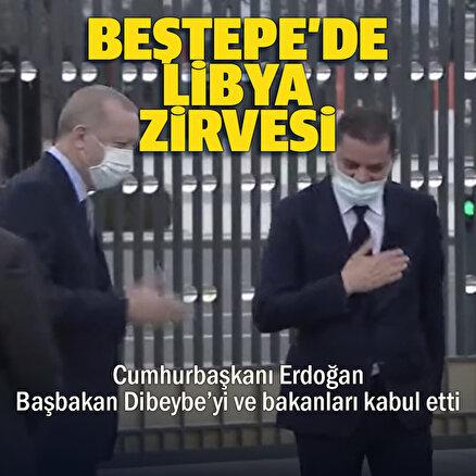 Beştepede Libya zirvesi
