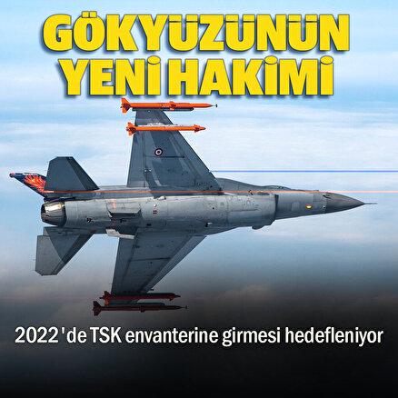 Türkiyenin ilk görüş içi havadan havaya füzesi Bozdoğanın 2022de TSK envanterine girmesi hedefleniyor