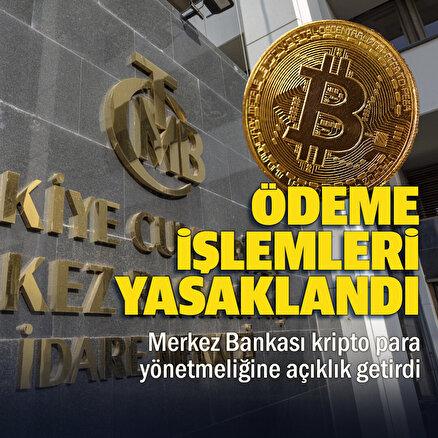 Merkez Bankasından kripto varlıkların ödemeler alanında kullanılmamasına ilişkin açıklama