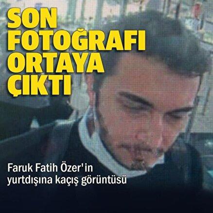 Thodexin kurucusu Faruk Fatih Özerin son fotoğrafı ortaya çıktı