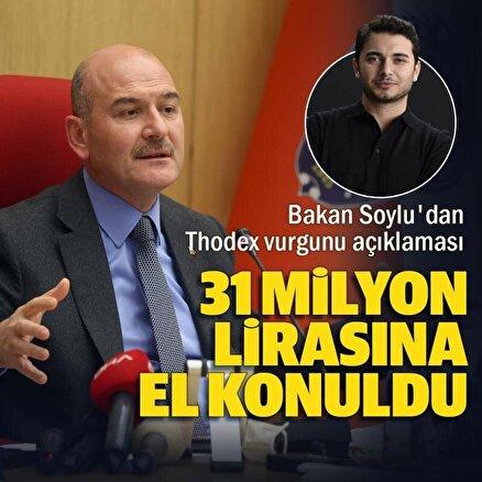 31 milyon lirasına el konuldu
