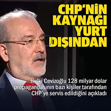 CHP propagandasının kaynağı yurt dışı