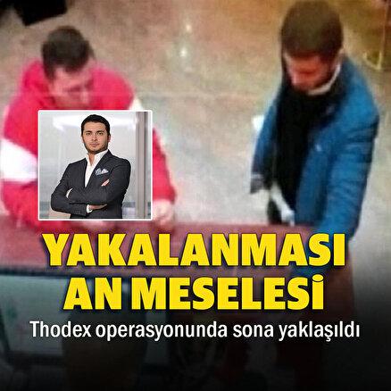 Thodex'in kurucusu Faruk Fatih Özer'in yakalanmasına ilişkin operasyonda sona yaklaşıldı