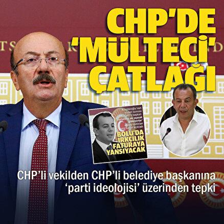 CHPli vekil Bekaroğlundan mültecileri hedef alan Bolu Belediye Başkanı Özcana tepki: CHP nefret söylemi kokan bir girişimi asla kabul etmez