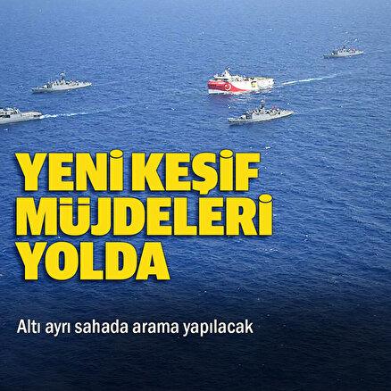 Karadenizden sonra sıra Akdenizde