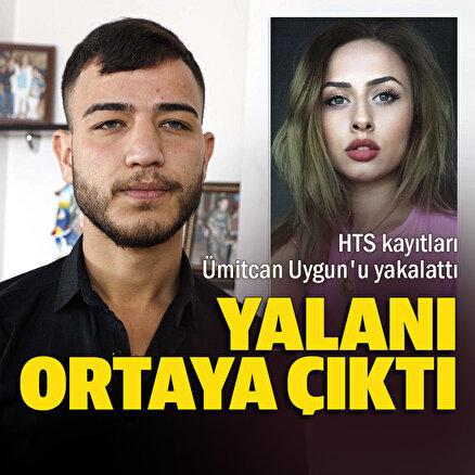 Ümitcan Uygun'u HTS kayıtları yalanladı