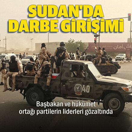 Sudanda darbe girişimi
