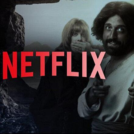 Netflixte skandal diziler bitmiyor: Hazreti İsayı eşcinsel olarak gösterdiler