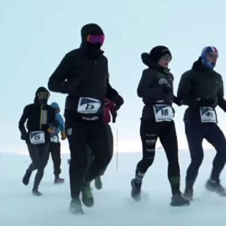 Antarktikada maraton