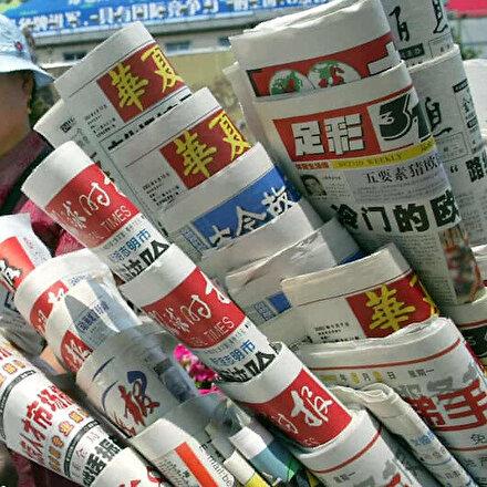 ABDden Çin medya kuruluşuna yabancı misyon tanımlaması