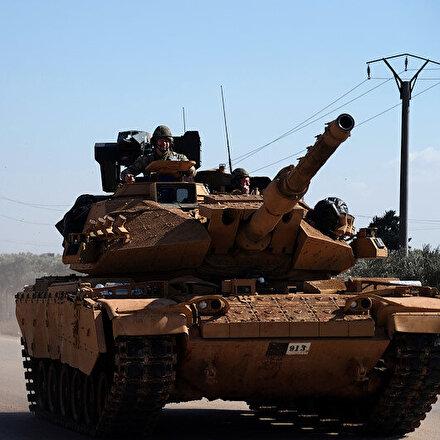 Suriye Milli Ordusu İdlibin güneyinde operasyon başlattı