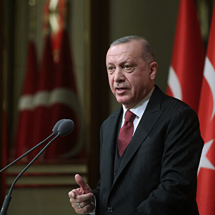 Cumhurbaşkanı Erdoğan: Afetlere hazırlık çalışmalarımızı hızlandırmalıyız