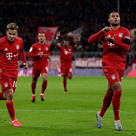 Bayern tur kapısını araladı