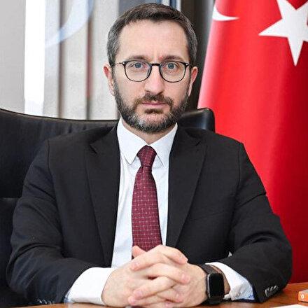 İletişim Başkanı Altundan İdlib değerlendirmesi: Saldırılara karşılık vermeye devam edeceğiz