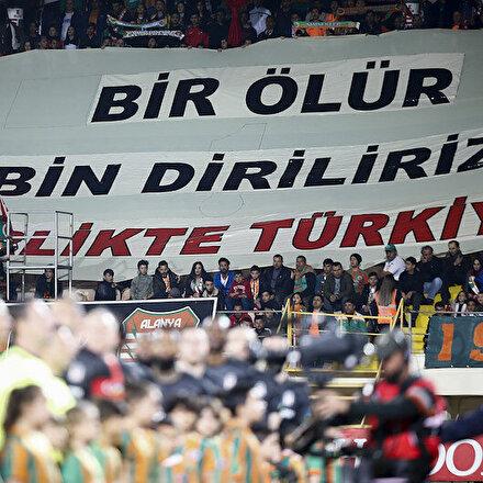 Beşiktaş maçındaduygusal anlar