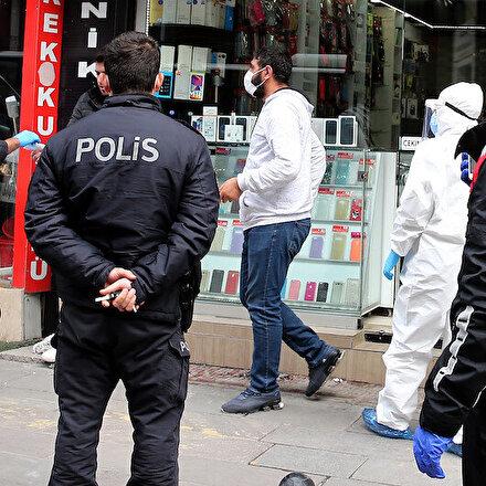 Ankarada karantinada bulunduğu hastaneden kaçan kişi yakalandı